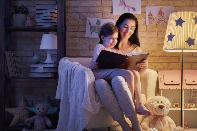 Paura del buio nei bambini: come superarla?