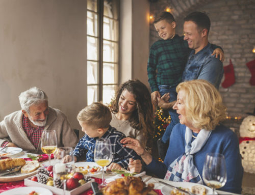 Il menù delle feste a tutto benessere
