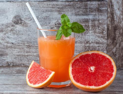 Il frutto del mese: il pompelmo