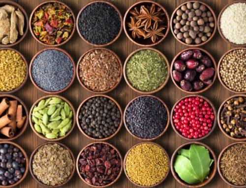 Conosci le proprietà delle spezie e delle erbe?