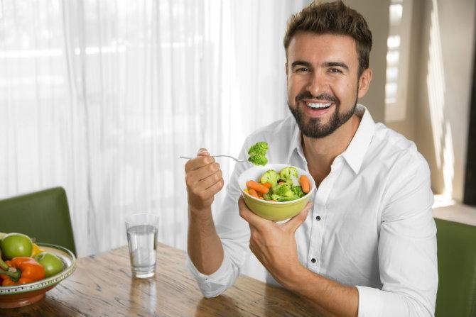 Gola infiammata: cosa mangiare