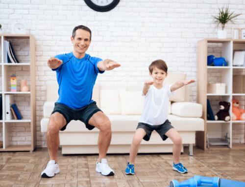 Fitness a casa: gli esercizi per rimanere in forma