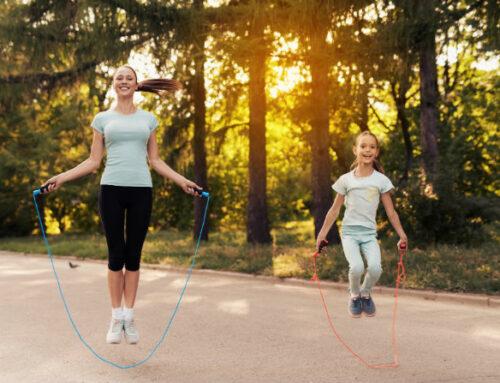 Quali sono i benefici di saltare la corda?