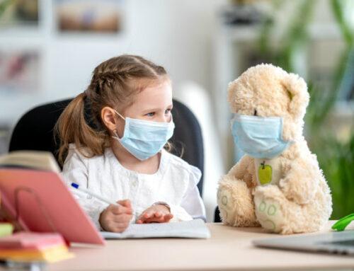 Mascherine per bambini: i consigli dei pediatri