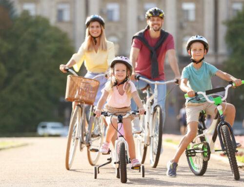 Ecco perché andare in bici fa bene alla salute