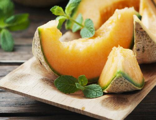 Il frutto del mese: il melone