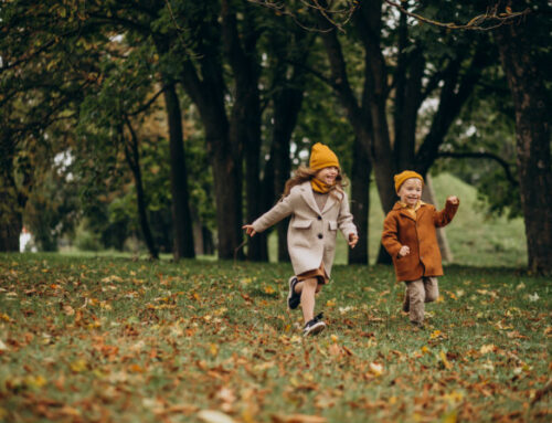 Bambini e natura, un legame amico della crescita