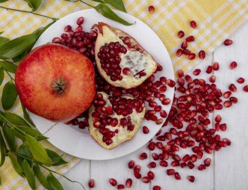 Il frutto del mese: il melograno