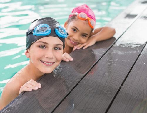 I benefici del nuoto nei bambini