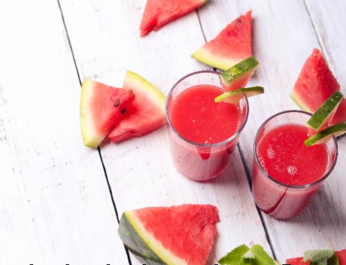 Il frutto del mese: l'anguria