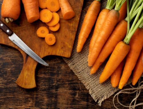 L'ortaggio del mese: le carote
